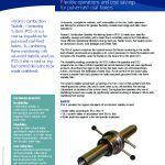 Copywriter for power industry leaflet