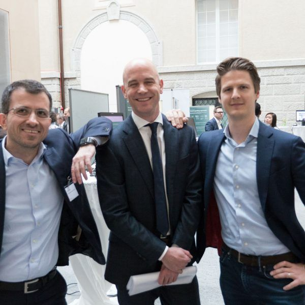 Photos from the Swiss Re Global Data Analytics Conference 2017